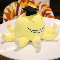 Assassination Classroom Korosensei Plush Doll
