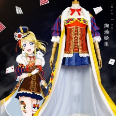 Love Live 2 Ayase Eli Magic Costume