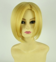 Attack on Titan Annie Cosplay Wig