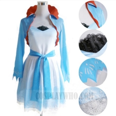 RWBY Weiss Cosplay Costume
