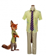 Zootopia Nick Wilde Cosplay