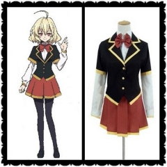 Riddle Story of Devil Hashiri Nio Cosplay Costume