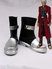 Fate Stay Night Archer Cosplay Boots