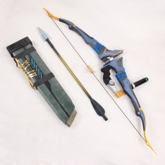 Overwatch Hanzo Cosplay Storm Bow