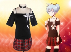 Assassination Classroom Nagisa Shiota Girl Costume