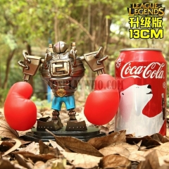 League of Legends LOL Blitzcrank the Great Steam Golem Figure