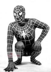 Black Spider Man Costume New Version