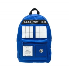 Doctor Who Dr. Tardis  Backpack
