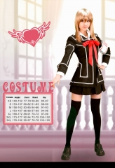 Vampire Knight Yuki Cross/Yuki Kuran Costume