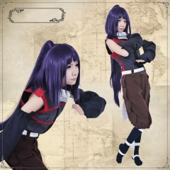 Log Horizon Akatsuki Cosplay Costume