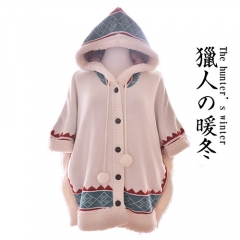 Monster Hunter Lagombi Sweater