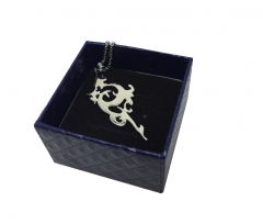 K Return of Kings Mikoto Suoh HOMRA Logo Necklace