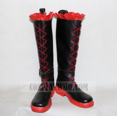 RWBY Ruby Rose Cosplay Boots