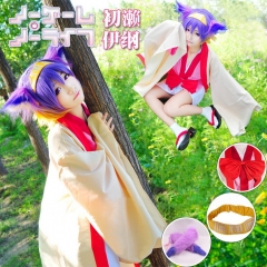 No Game No Life Hatsuse Izuna Cosplay