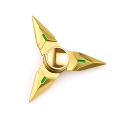Overwatch Hand Spinner Toy Ultra Durable Triangle Fingertip Gyro