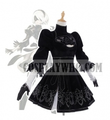 NieR: Automata 2B Dress Cosplay Costume