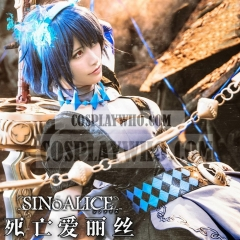 SINoALICE Alice Cosplay Costume Dress