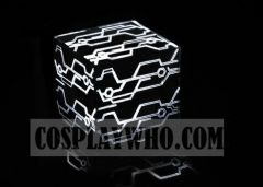 NieR: Automata 2B Light-emitting Black Box Cube Prop