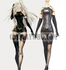 NieR: Automata A2 Cosplay PU Costume