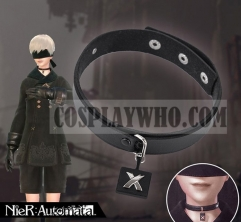 Nier: Automata 9S Cosplay Necklace