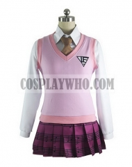 Danganronpa V3: Killing Harmony Kaede Akamatsu Cosplay Uniform Costume