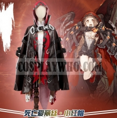 SINoALICE Red Riding Hood Cosplay Witch Costume