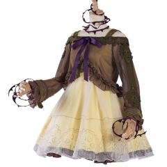 SINoALICE Little Briar Rose Cosplay Costume