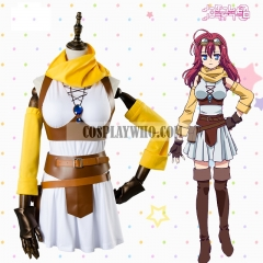 No Game No Life: Zero Corone Dola Cosplay Costume Outfit