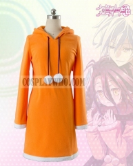 No Game No Life: Zero Shuvi Dola Cosplay Costume