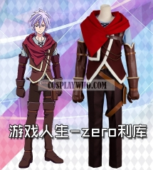 No Game No Life : Zero Riku Cosplay Costume