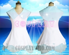 Pokemon Sun and Moon Lillie Cosplay Costume