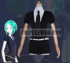 Land of the Lustrous Phosphophyllite Cosplay Costume