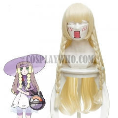 Pokemon Sun and Moon Lillie Wig