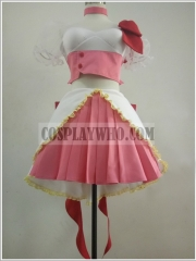 Magical Girl Ore Saki Uno Cosplay Magical Costume