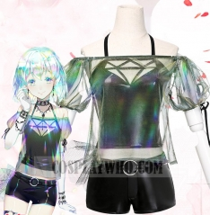 Land of the Lustrous Diamond Cosplay Costume