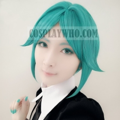 Land of the Lustrous Phosphophyllite Cosplay Wig