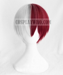 Boku no Hero Academia Shoto Todoroki Cosplay Wig