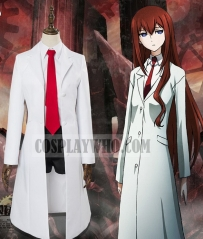 Steins;Gate 0 Kurisu Makise Cosplay Costume