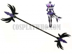 League of Legends Elementalist Lux Dark Form Staff