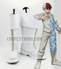Boku no Hero Academia Shoto Todoroki Cosplay Boots Shoes