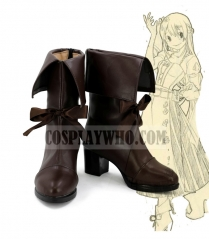 Boku no Hero Academia Tsuyu Asui Cosplay Boots Shoes