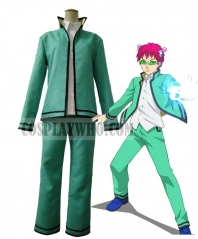 Saiki Kusuo no Sainan Cosplay Uniform Costume