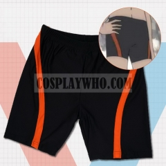 Darling in the Franxx Hiro Cosplay Swim Trunks