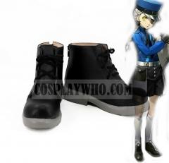 Persona 5 Caroline and Justine Cosplay PU Shoes