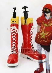 Persona 5 Goro Akechi Cosplay Boots
