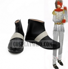 Persona 5 Goro Akechi Cosplay Crow Shoes