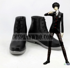 Persona 5 Protagonist Cosplay Shoes