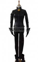 Miraculous Ladybug Cat Noir Cosplay Leather Suit