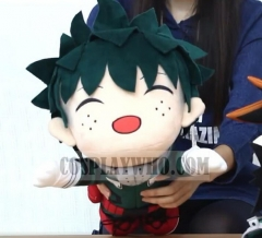 Boku no Hero Academia Izuku Midoriya Cosplay Short Plush Doll