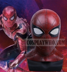 Avengers: Infinity War Spiderman Cosplay Helmet Mask